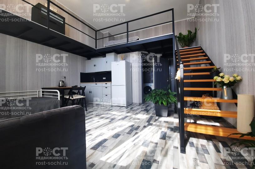 Фото 1: Студия комн. квартира, 29.5 м², 2/1 эт. - Рост Недвижимость