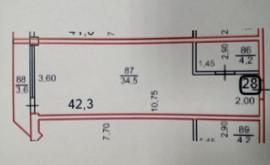 Фото 12: Студия комн. квартира, 42.3 м², 5/2 эт. - Рост Недвижимость